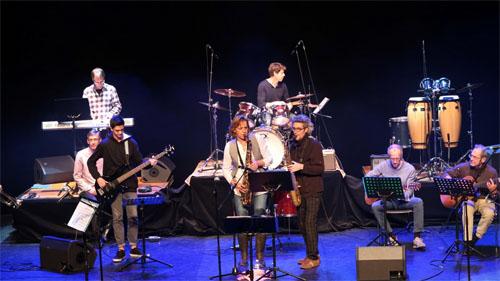 Ensemble Groovin'Voice - Ecole de musique de Mauguio Carnon