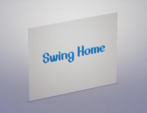 Le SwingHome joue en mode confiné